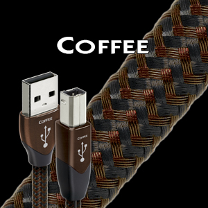 - USB A-B  Coffee